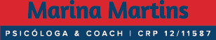 Marina Martins ‐ Psicóloga & Coach